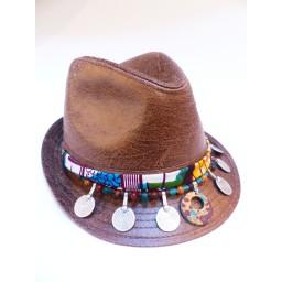 """Chapeau à bijou """"Plantain"""""""